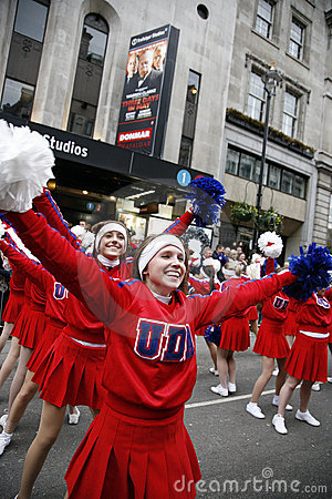 New Year s day parade in London Editorial Photo
