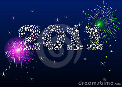 New Year's Eve Stock Images - Image: 17337664