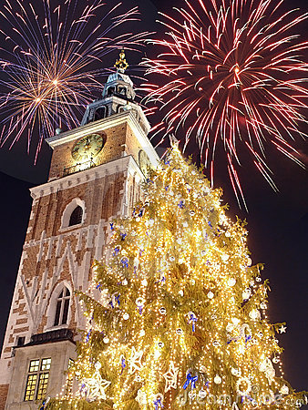 Free New Year S Eve Celebration Royalty Free Stock Photos - 1646978