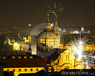 New Year s Eve in Pragud