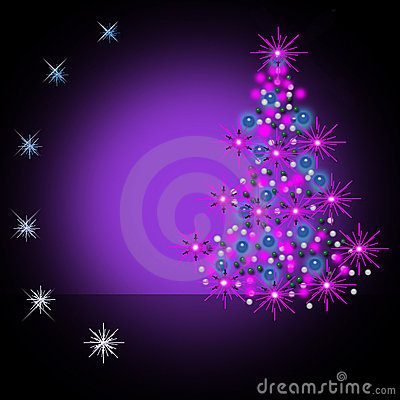 New Year s fur-tree
