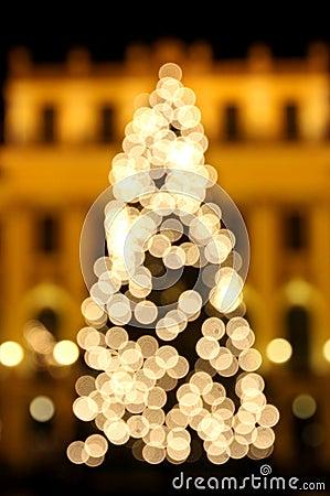New Year s tree