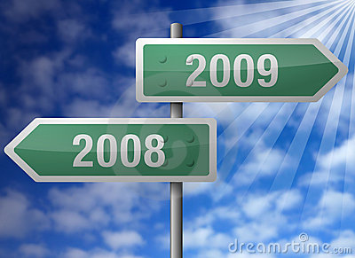New Year Signposts 2009