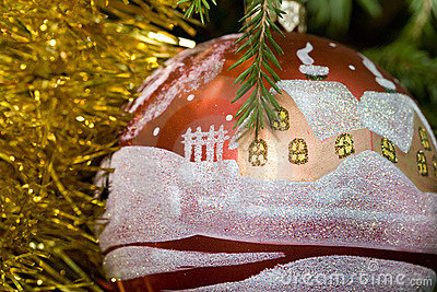 New-Year Tree Decoration