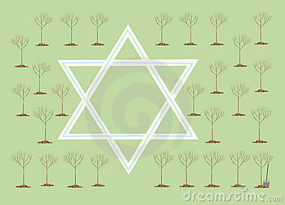 New Year of trees or Tu bi-Shvat