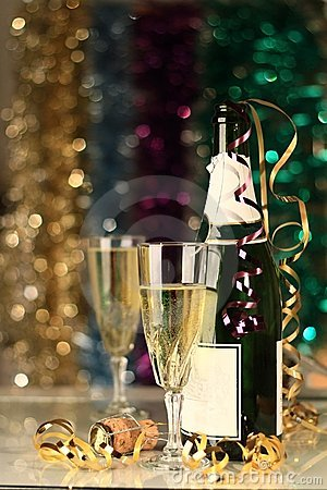 Free New Years Royalty Free Stock Photo - 22090815