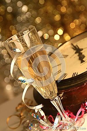Free New Years Stock Image - 27682971