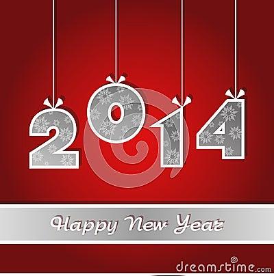 New Years card 2014