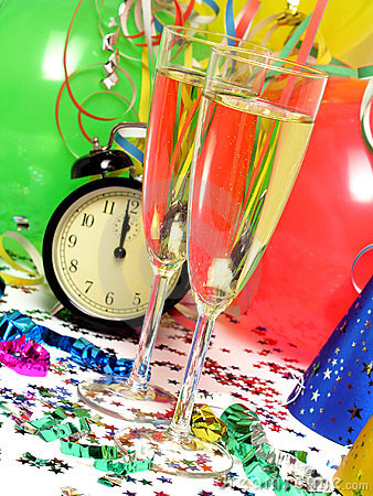 Free New Years Eve Royalty Free Stock Photos - 249678