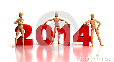 2014 New Years Team