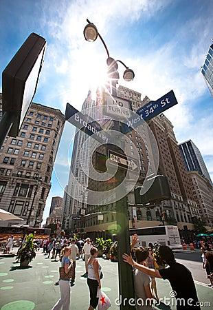 New York Editorial Photo