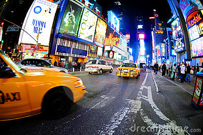New York Editorial Stock Photo
