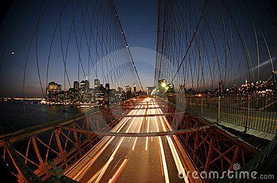 New York,Brooklyn bridge