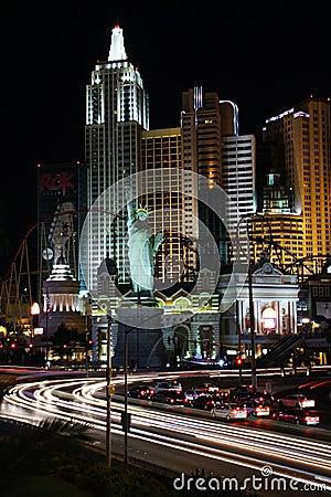 New York casino Editorial Image