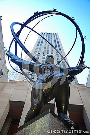 New York City Editorial Stock Photo
