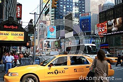 New York City Editorial Image