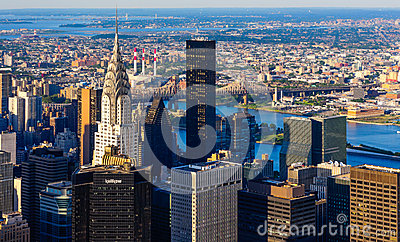 New York City Editorial Stock Image