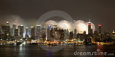 New York City - 4th of July Fireworks