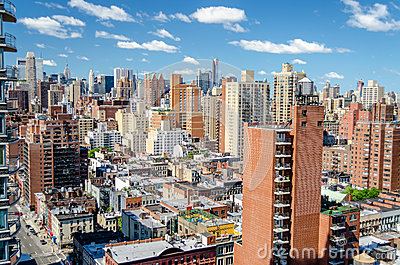 New York City, Aerial View