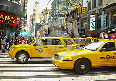 New York City, America Editorial Image