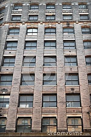 New York City Apartment Windows