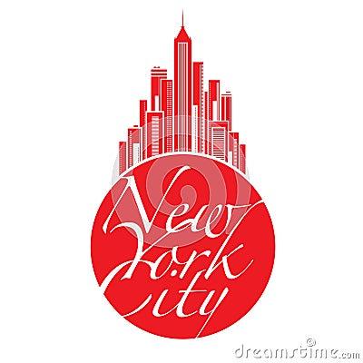 New York City Big Apple