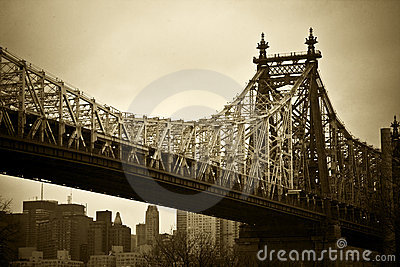 New York City Bridge