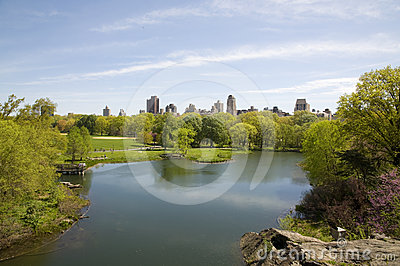 New York City, Central Park, NY