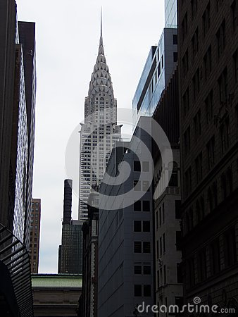 New York City Chrysler Building
