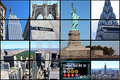 New York City Collage