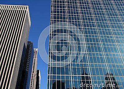 New York City Corporate Buildings