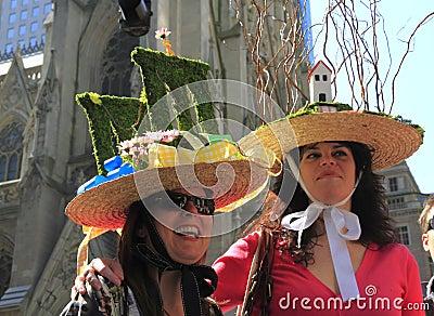 New York City Easter Parade Editorial Stock Photo