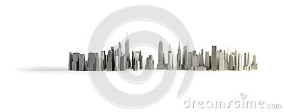 New York City Isolated