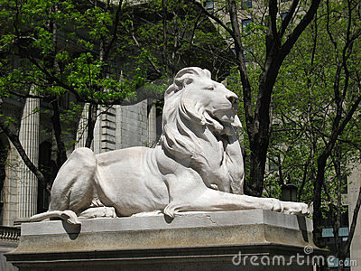 New York City Lion