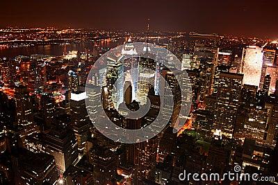 New York City / Manhattan at n