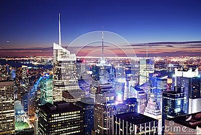 New York City Manhattan Times Square