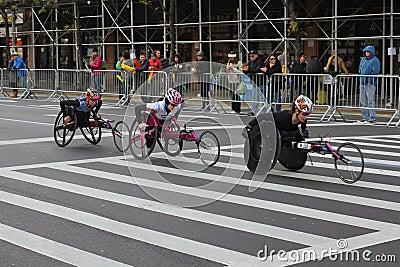 New York City Marathon 2013 Editorial Image