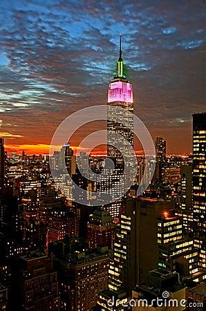 Free New York City Midtown Skyline Stock Images - 3817674