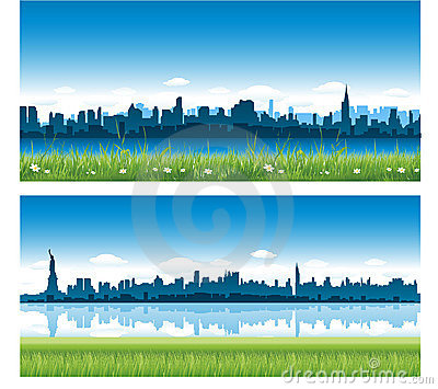 New York City panoramas
