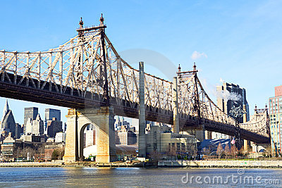 New York City Queensboro Bridge