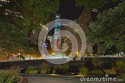 NEW YORK CITY - SEPTEMBER 17: World Trade Center Editorial Image