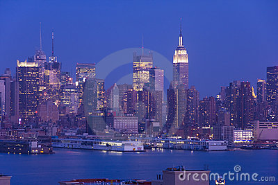 New York City Skyline