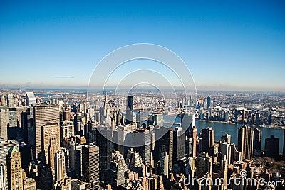 New York City Skyline Free Public Domain Cc0 Image