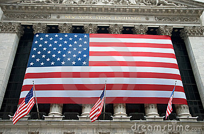 New York City Stock Exchange Editorial Photo