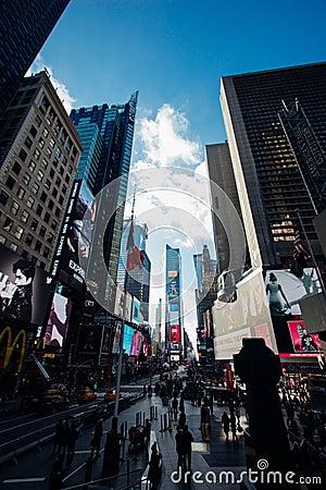 New York City Street Scene Free Public Domain Cc0 Image