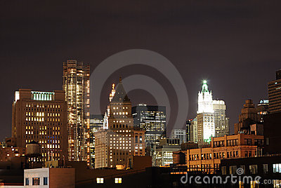 New York City Urban Rooftops