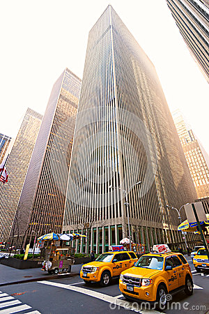 New York City, USA. Editorial Stock Photo
