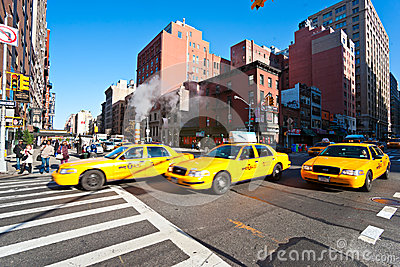 New York City, USA. Editorial Stock Image