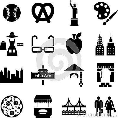 New York icons