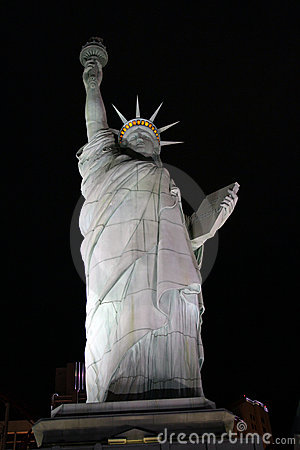 New York New York s Statue of Liberty Editorial Stock Photo